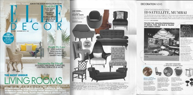 Elle Decor Oct-Nov 2015