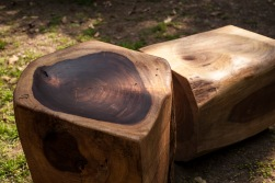 stump stool 2