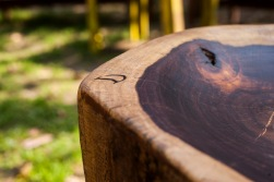Stump stool D Detail
