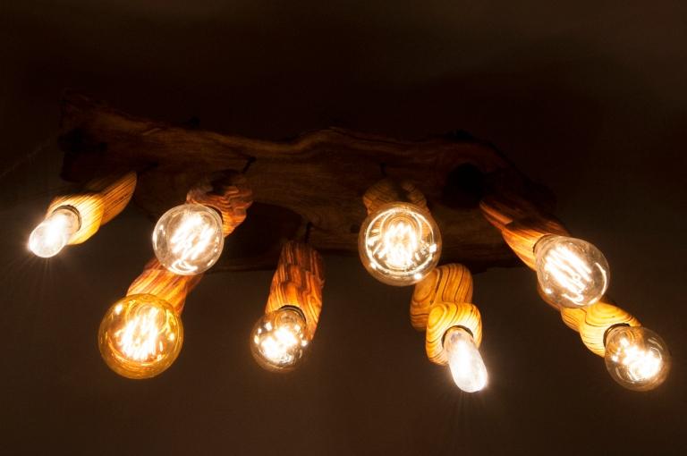 raindrops chandelier